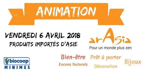 arasia expo biocoop