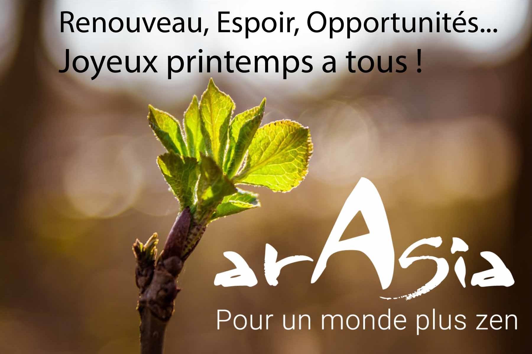 printemps Arasia